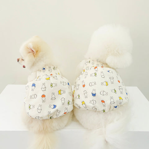 ※予約販売【noutti】Crayon Miffy tops