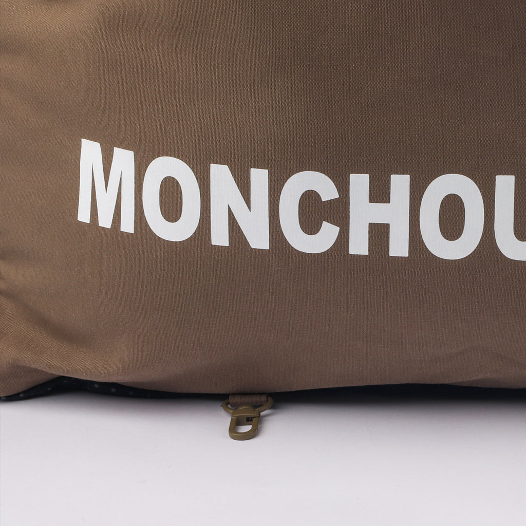 即納【monchouchou】8th Mon Carseat_Super Size(オークウッド)