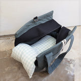 ※予約販売【DOUBLE COMMA】COMTWO BAG(カーキ)