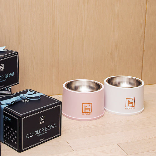 ※※予約販売 【PROCYON】cooler bowl basic(Glacier white)
