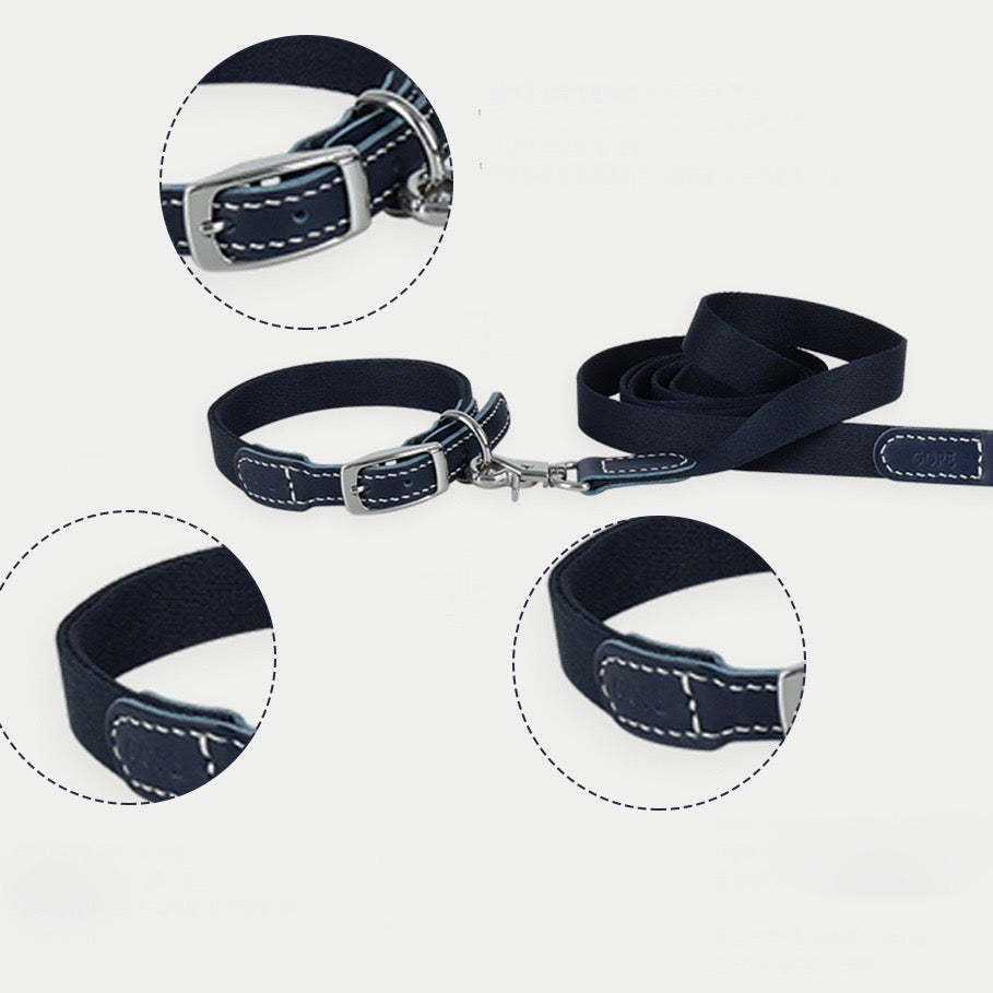 ※予約販売【GOPE】 Nature Collar(Navy / Navy)