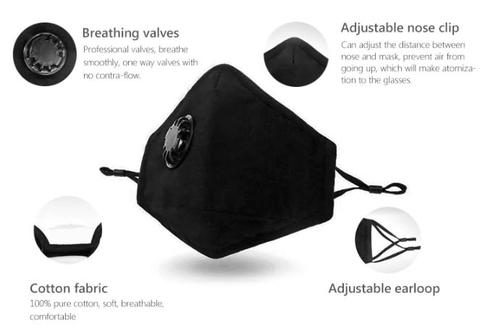 Buy Reusable Filter Mask