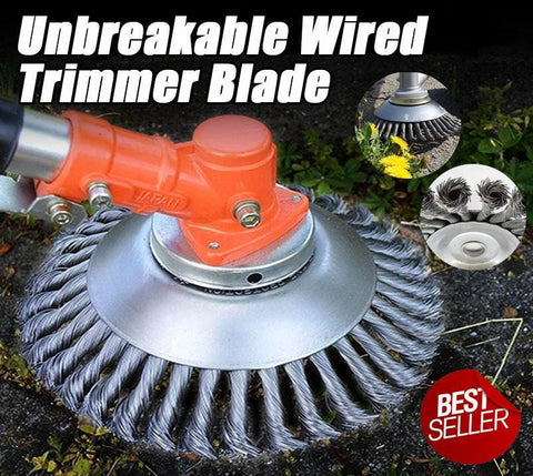 Buy Unbreakable Wired Trimmer Blade