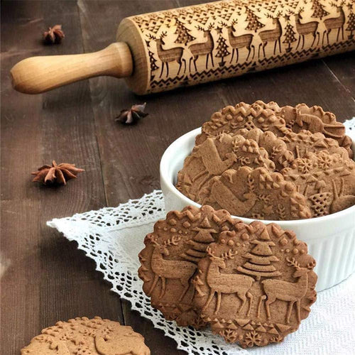 deals streak cookie rolling pin
