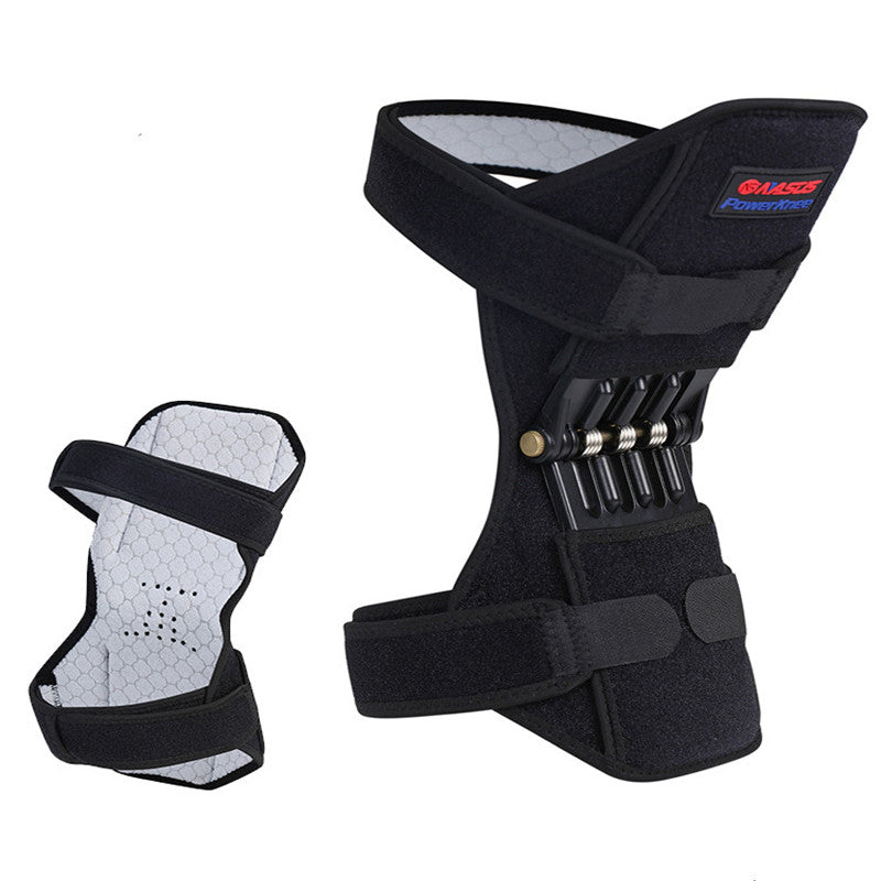 power knee stabilizer side view