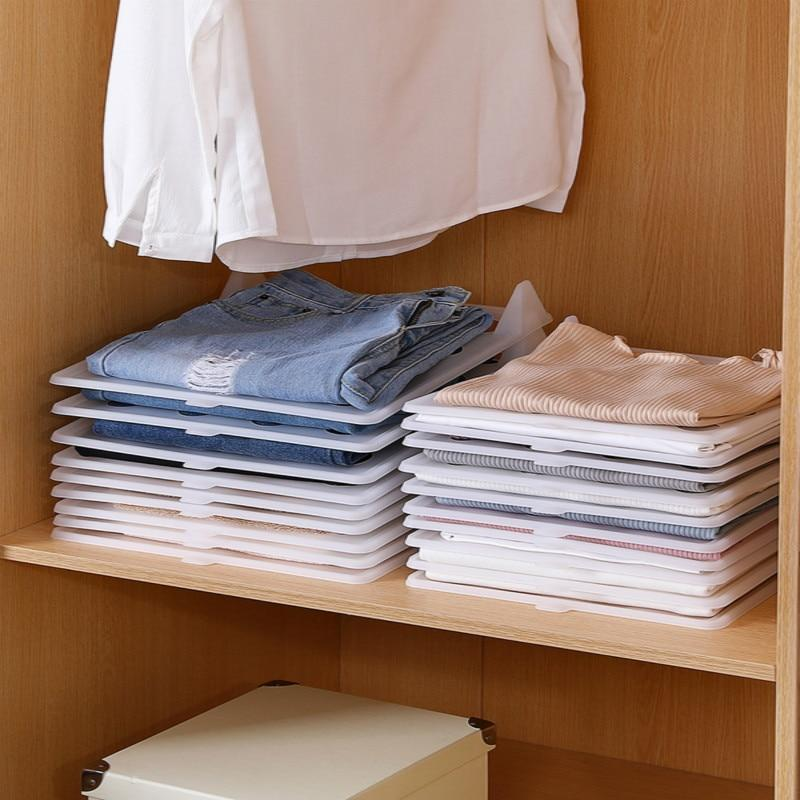 Closet Organizer - 100% resistant and recyclable (5 PIECES)