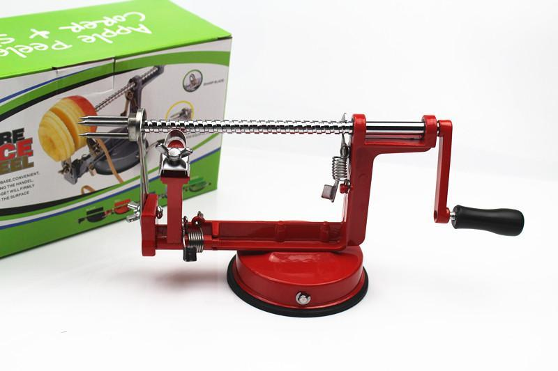 Apple Peeler with Vacuum Base