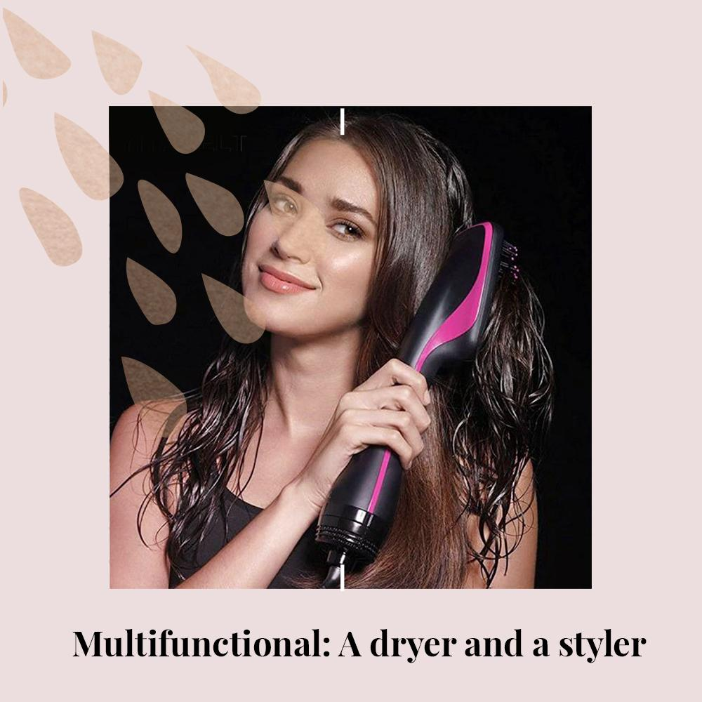 2 in 1 Hair Dryer and Styler
