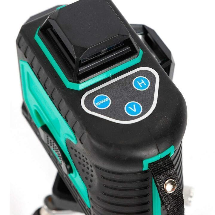 3D AUTO-LEVELING LASER LEVEL WITH PULSE FUNCTION