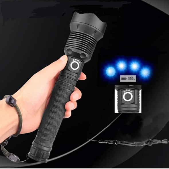 ONLY TODAY 55% OFF-POWERFUL FLASHLIGHT
