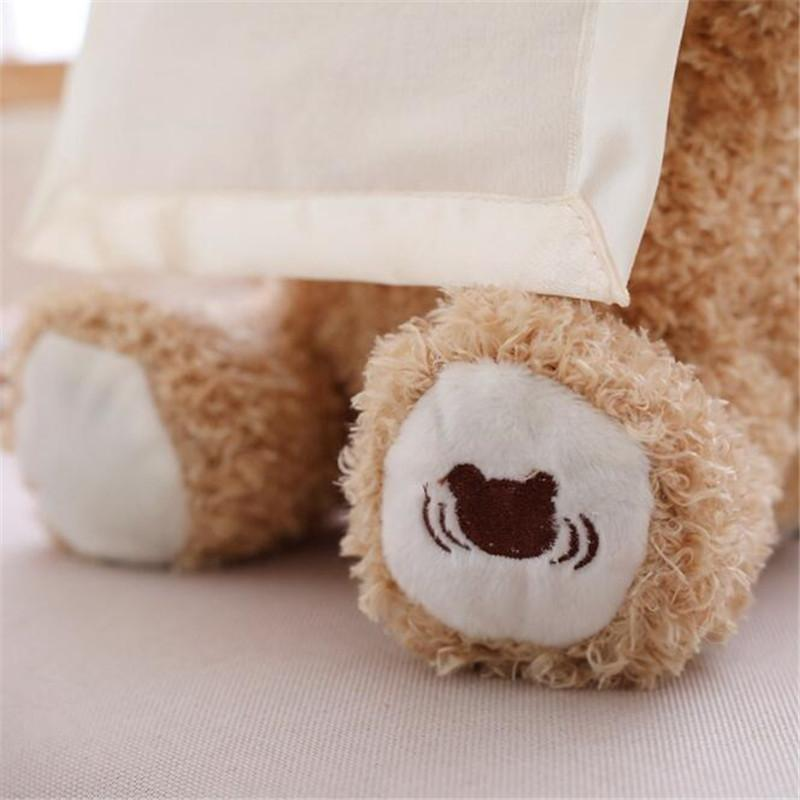 50% OFF - Peek-A-Boo Teddy Bear