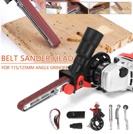 Belt Sander Attachment