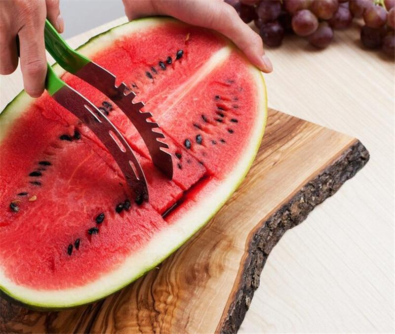 Stainless Steel Watermelon Fast Slicer