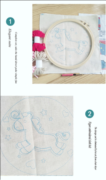 DIY Punch Needle Kit