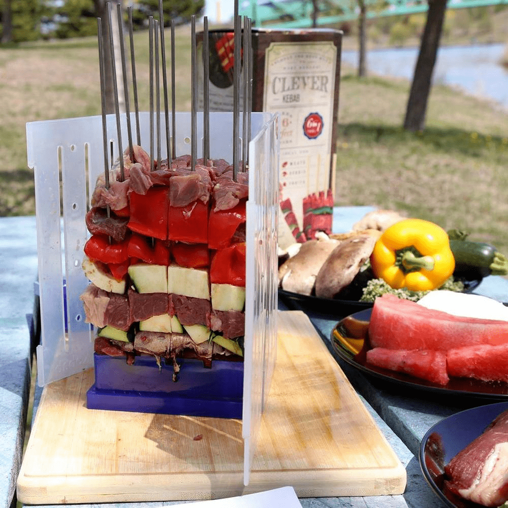 Buy barbecue Skewer Maker Box