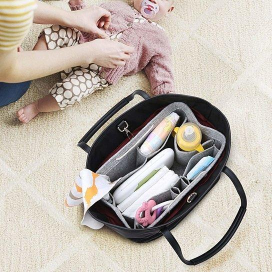 Buy  EasySwap Premium™ Purse Organizer top