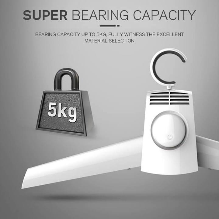 5kg load carrying capacity