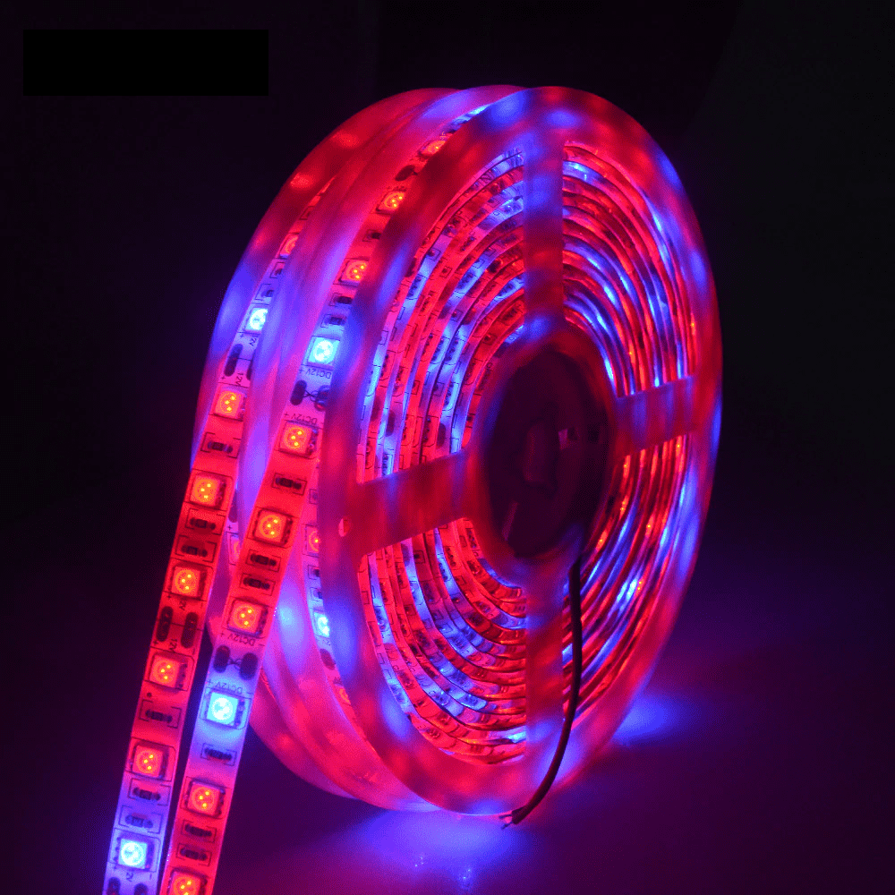 Full Spectrum Hydroponics LED Grow Strip Lights