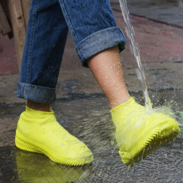 Buy Non-Slip Shoe Covers Yellow