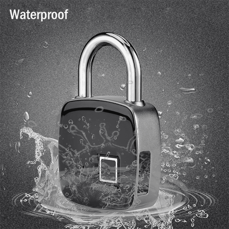 waterproof lock