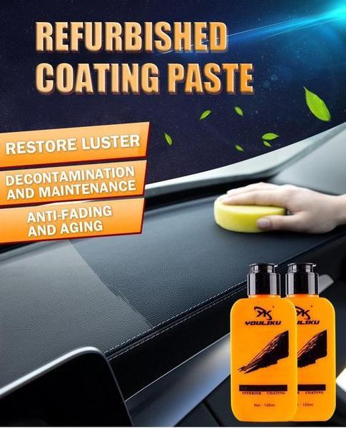 Car & Leather Renewal Coating
