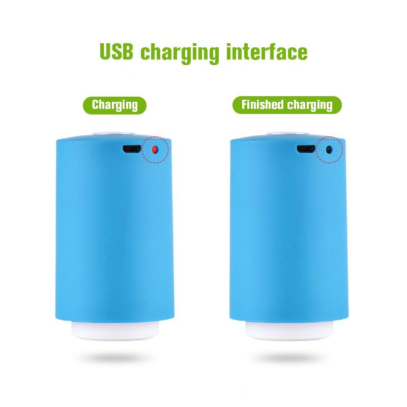 usb charging feature compression vacuum pump