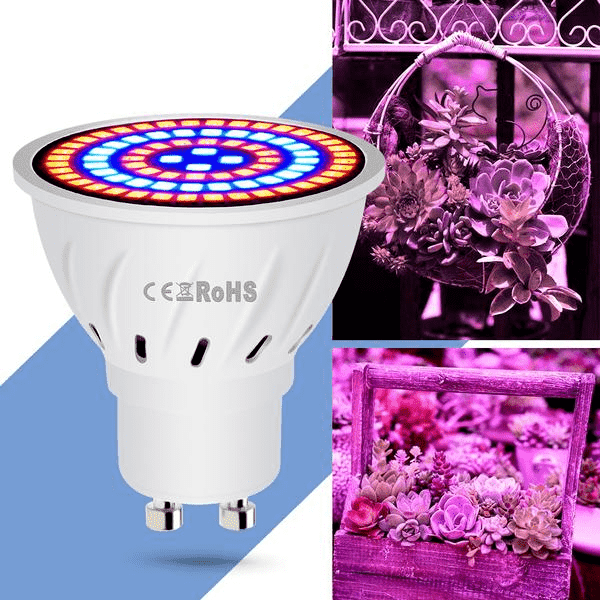 Full Spectrum Hydroponic Grow Bulb