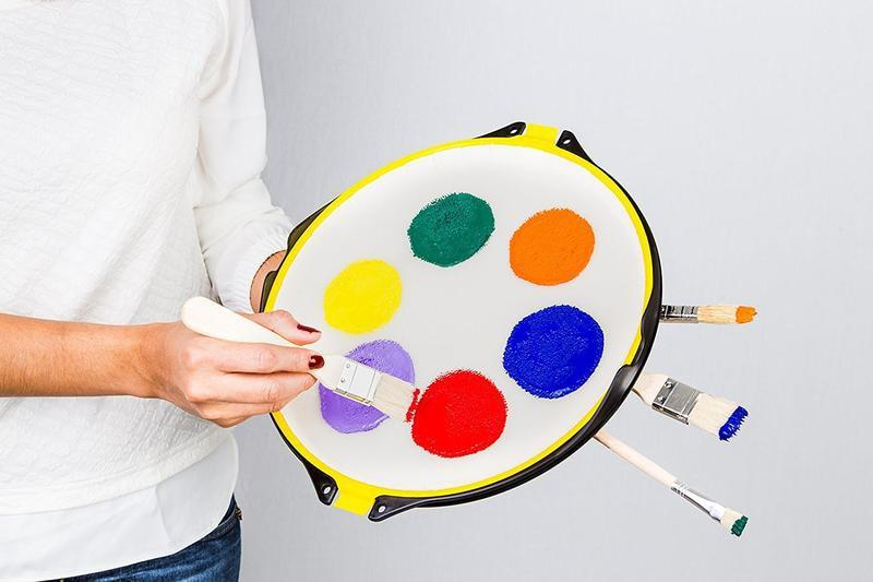 Anti Gravity Multipurpose Paint Palette
