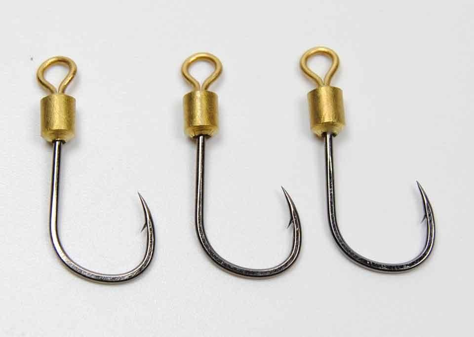 360 Degree Rotating Swivel Fish Hook