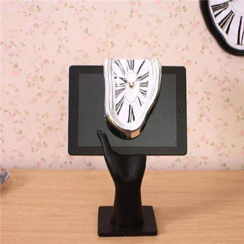 Surrealist Melted Clock