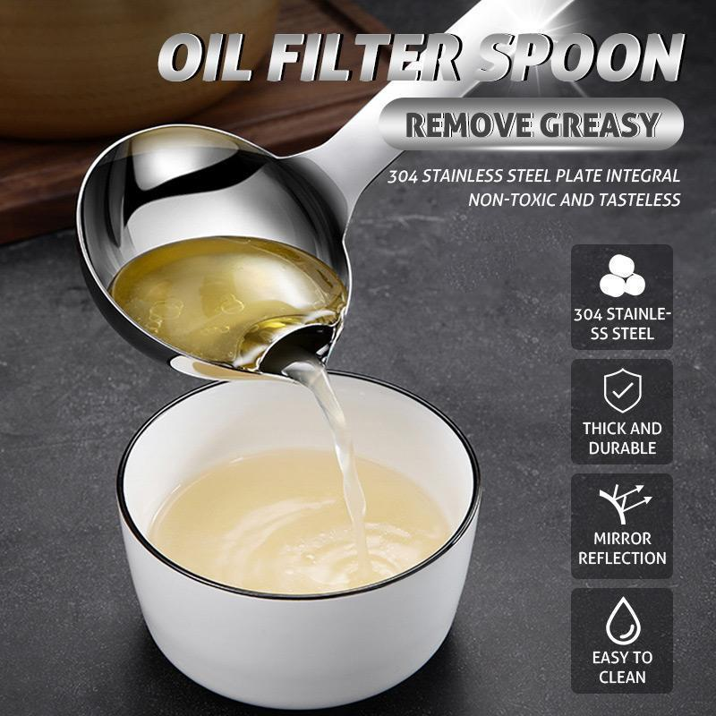 Oil Filter Spoon