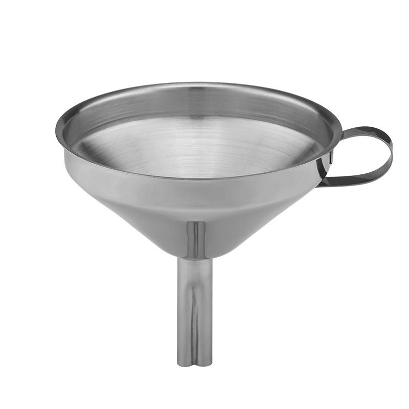 Stainless Steel Kitchen Oil Funnel
