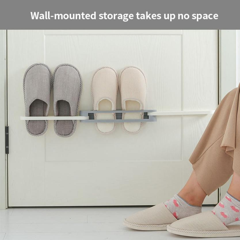 Adjustable Wall Mount For Slippers