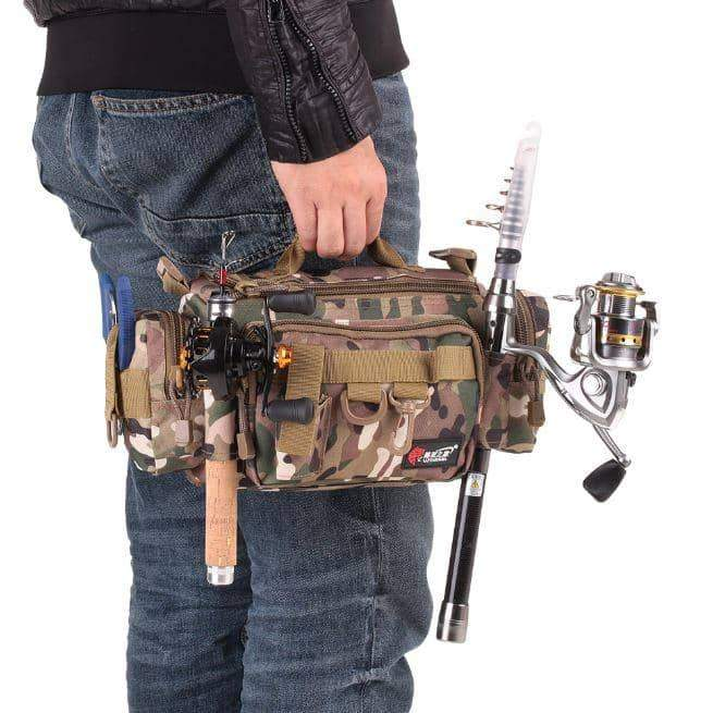 Multi-Functional Fishing Bag