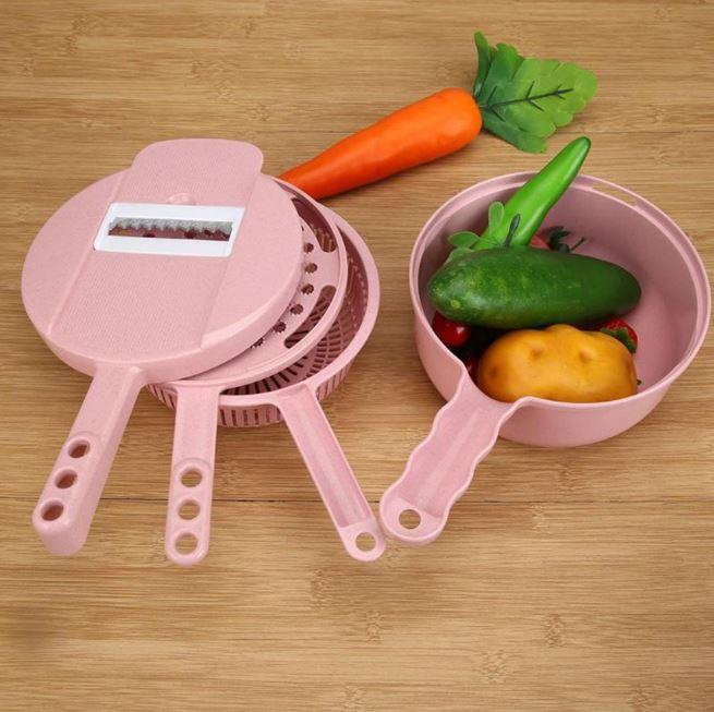 Multi-functional Vegetable Cutter