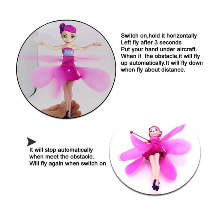 BUY 2 MAGIC FLYING FAIRY PRINCESS DOLL & GET 10% OFF