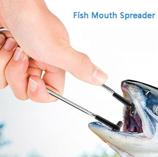 New Fish Mouth Spreader