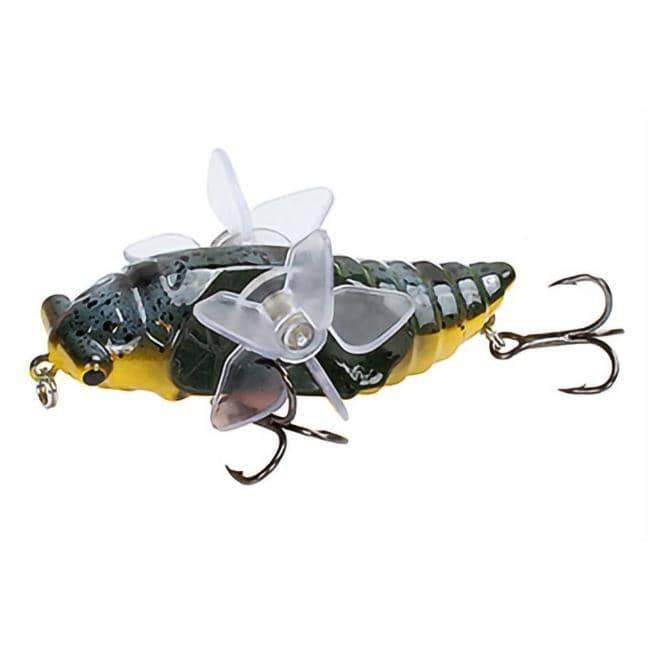 Topwater Buzz Lure