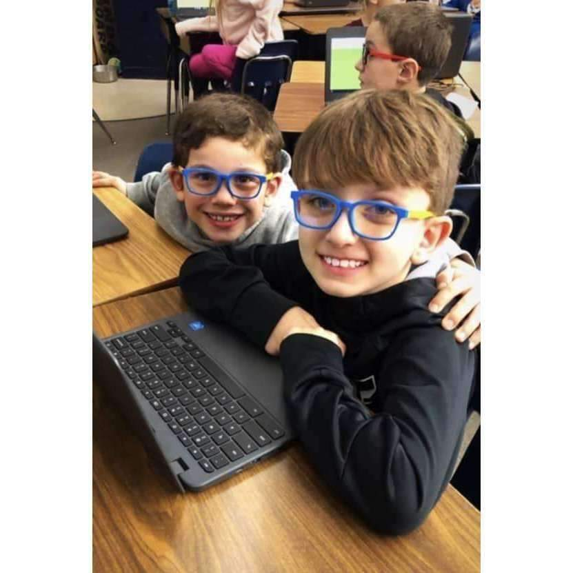 Ultra Durable Blue Light Glasses for Kids
