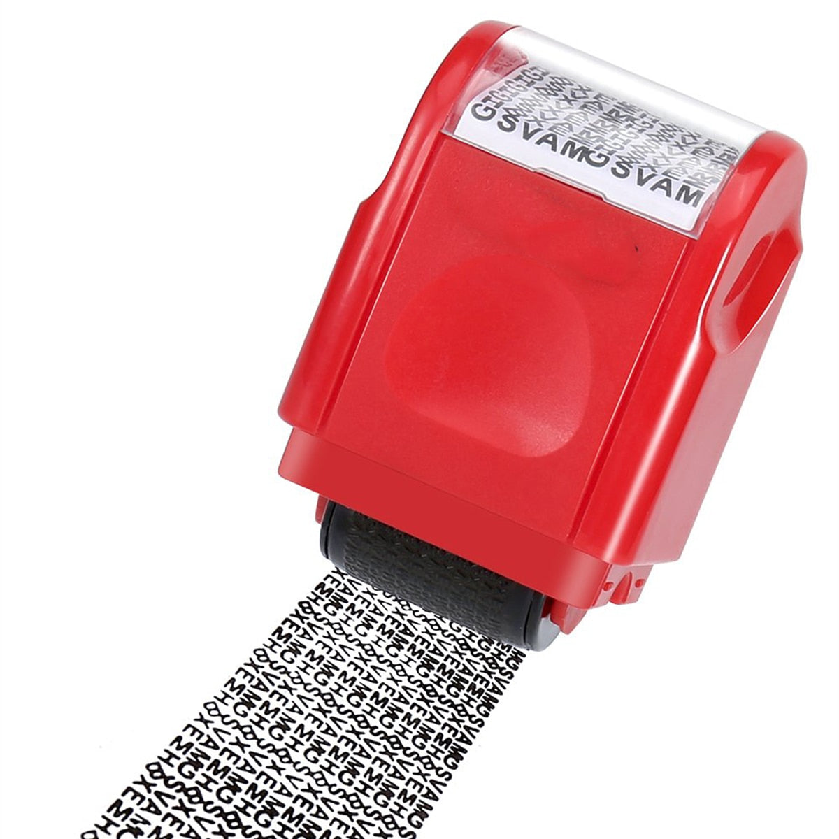 Data Protection Stamp Buy red