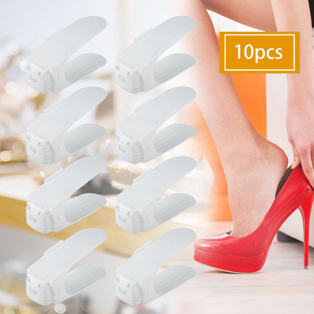 Shoe Rack Set Of 10