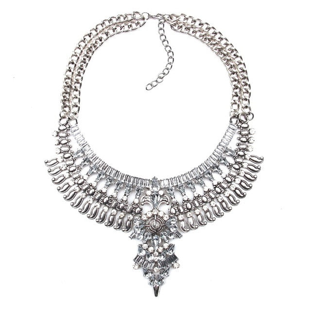 Crystal Layer Statement Choker