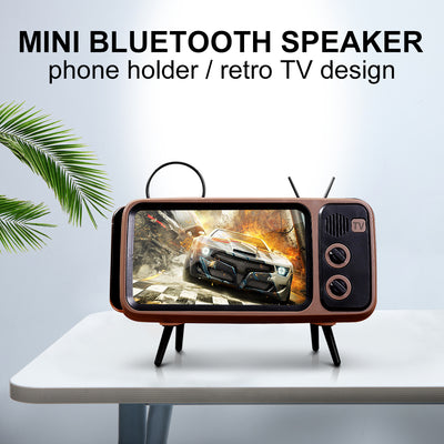 Retro Style Bluetooth Speaker