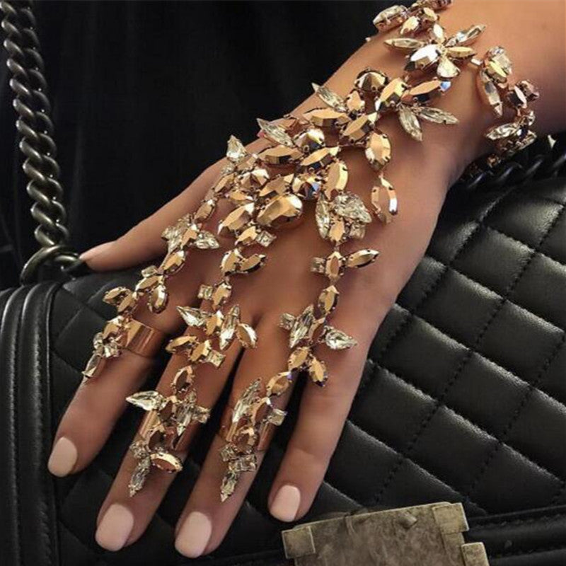 Buy Luxury Crystal Rhinestone Bracelets