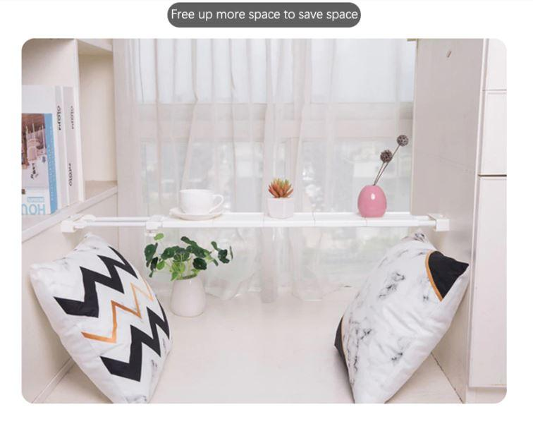 Adjustable Storage Shelf Closet Organizer
