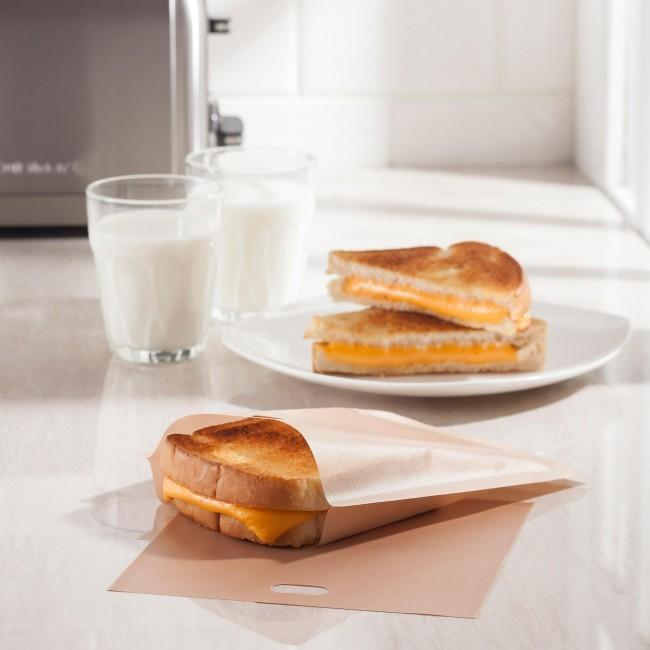 Reusable Non-Stick Toaster Bags