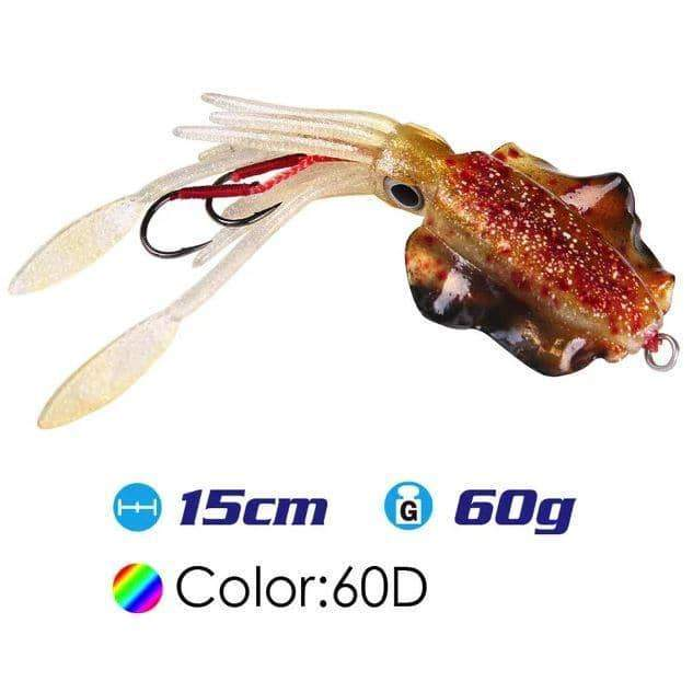 Squidy Soft Lure