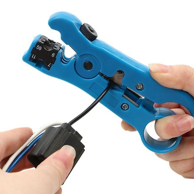 Multi-functional Electric Stripping Tool