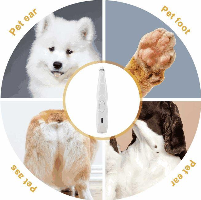 Electric Pet Feet Shaver
