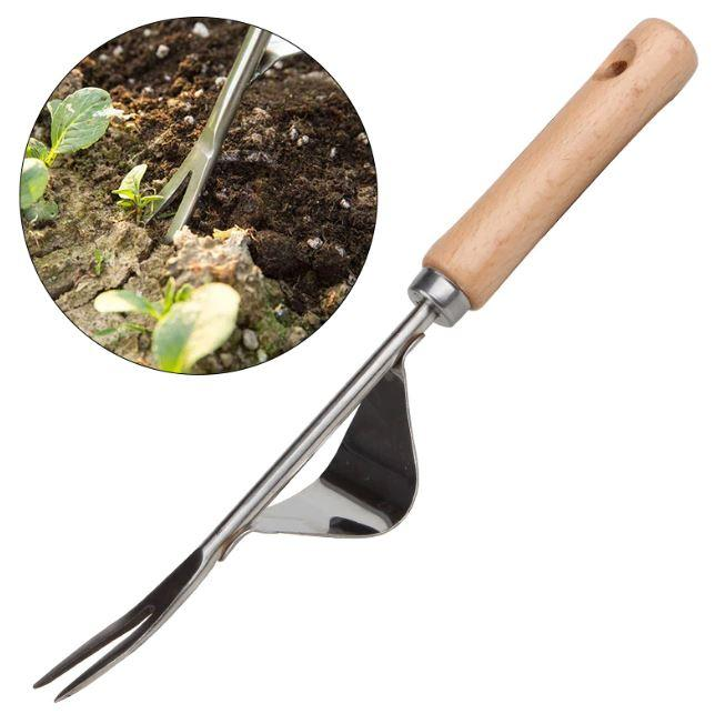 Stainless Steel Gardening Weeder